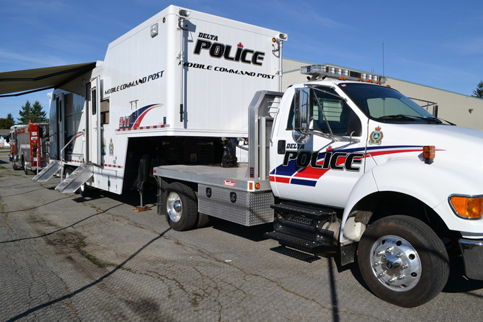 The Emergency Command Vehicle